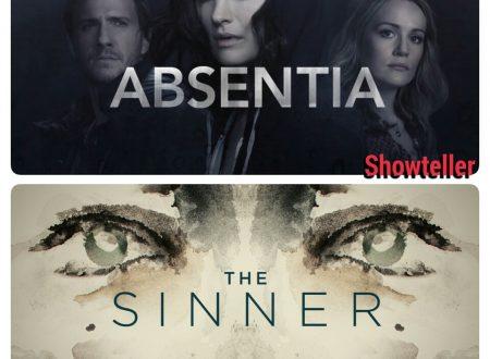 Serie TV Battle: Absentia VS The Sinner