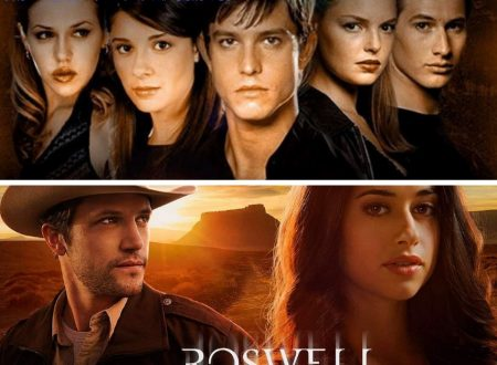 Serie TV Battle: Roswell VS Roswell: New Mexico