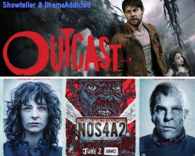 Serie TV Battle: Outcast VS NOS4A2