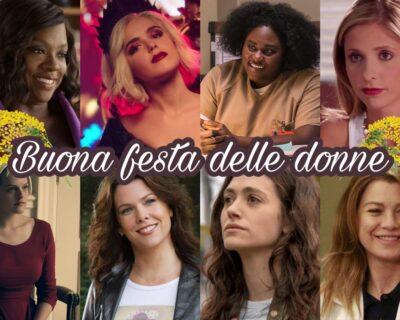 Le 8 donne che hanno rivoluzionato le serie tv
