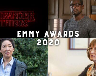 Emmy Awards 2020 – Le Nomination